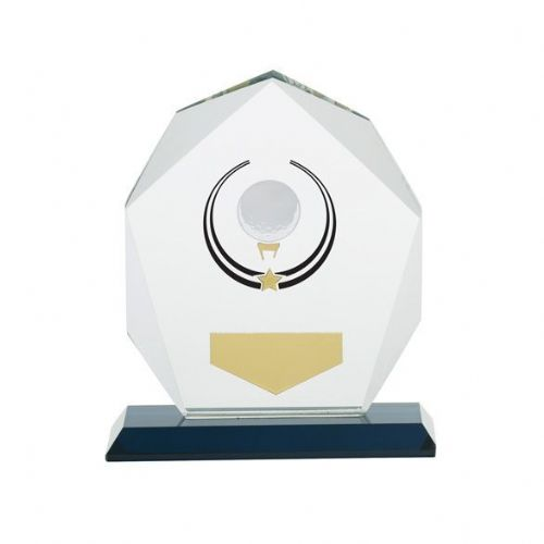 Glacier Golf Glass Award 120mm